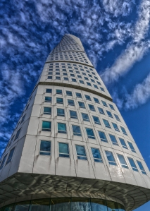 Turning torso,  sky´s the limit