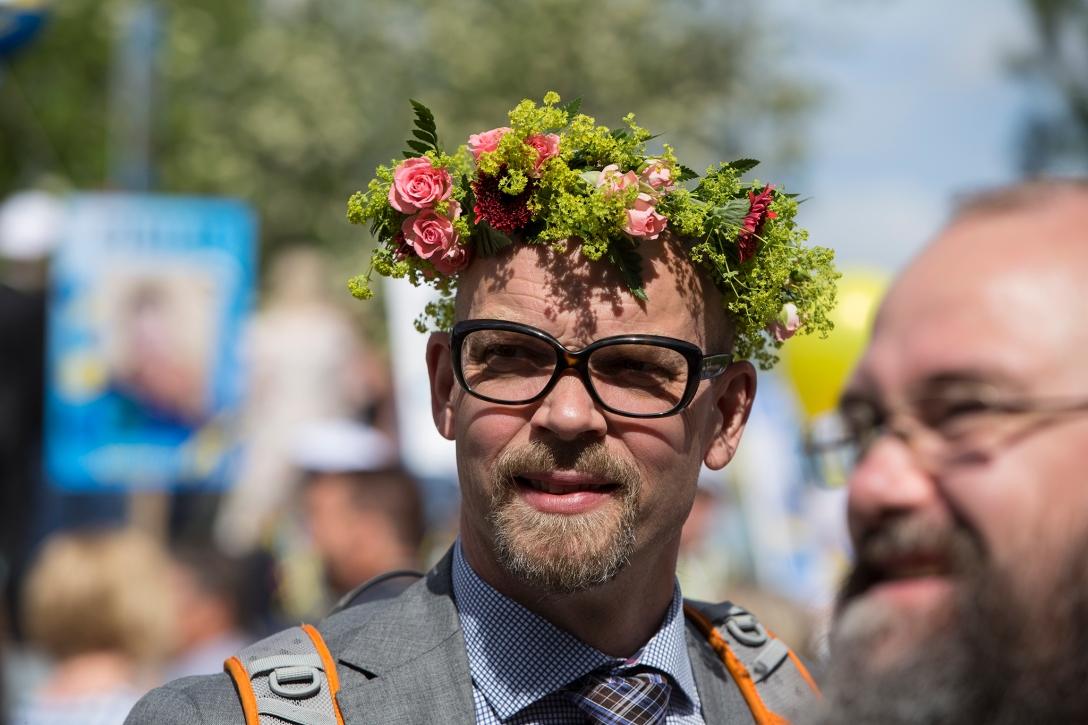 Blomsterpojken A 2048